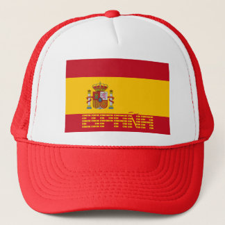 Spain - Flag / España - Bandera Trucker Hat