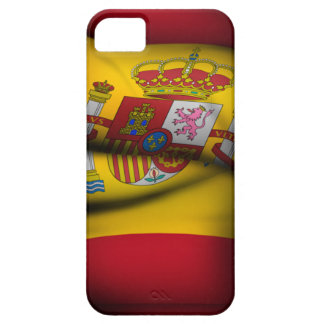 Spain Flag Iphone 5 Case-Mate Case
