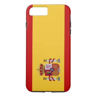 Spain Flag iPhone 7 Plus Case
