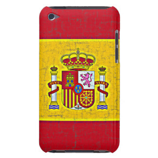 SPAIN FLAG iPod Touch Case-Mate Case