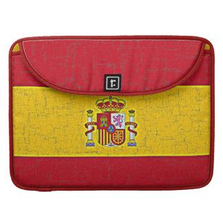 SPAIN FLAG MacBook Pro Sleeve