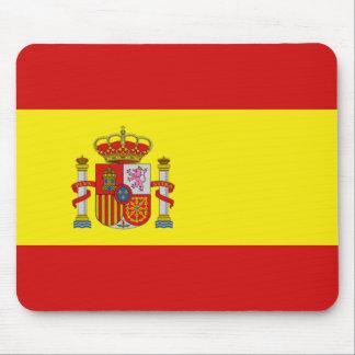 Spain Flag Mousepad