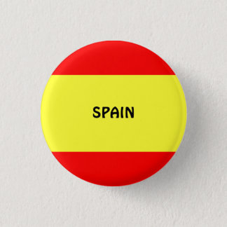 Spain: Flag of Spain Button/Lapel Pin