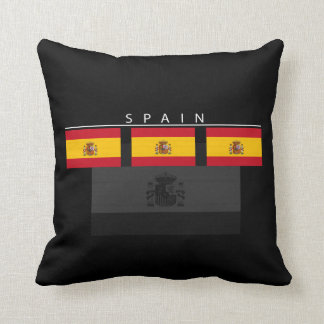 Spain Flag Pillow
