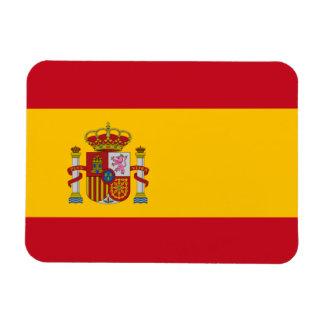 Spain Flag Flexible Magnet