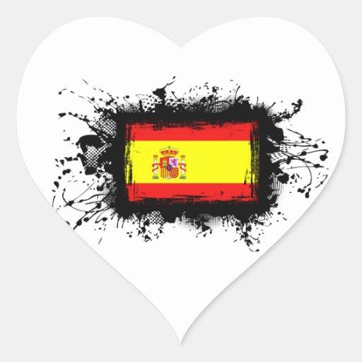 Spain Flag Sticker