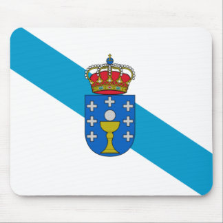 Spain-Galicia Mouse Mat
