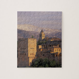 Spain, Granada, Andalucia The Alhambra, 2 Jigsaw Puzzle
