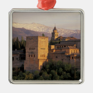Spain, Granada, Andalucia The Alhambra, Christmas Ornament