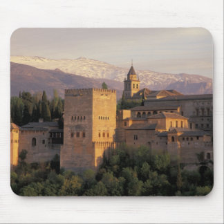 Spain, Granada, Andalucia The Alhambra, Mouse Mat