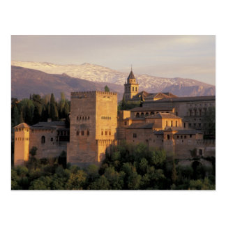 Spain, Granada, Andalucia The Alhambra, Post Cards