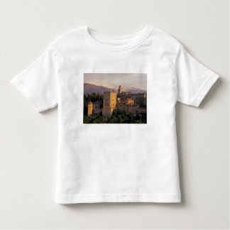 Spain, Granada, Andalucia The Alhambra, Toddler T-Shirt