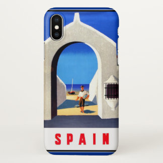 Spain iPhone X Case