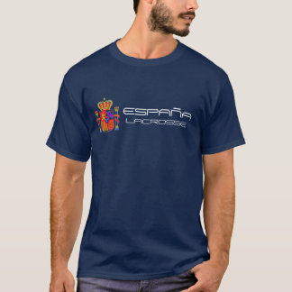 Spain Lacrosse T-Shirt
