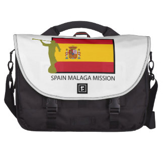SPAIN MALAGA MISSION LDS CTR COMMUTER BAG