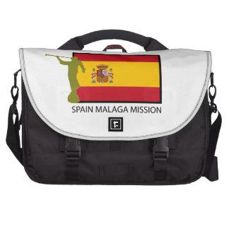 SPAIN MALAGA MISSION LDS CTR COMMUTER BAG