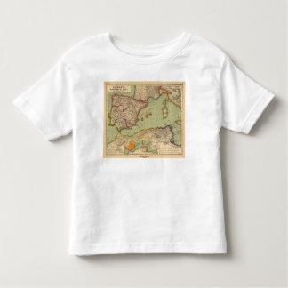 Spain, Mauritania and Africa Toddler T-Shirt