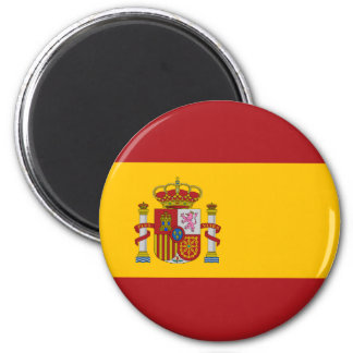 Spain National Flag Magnet