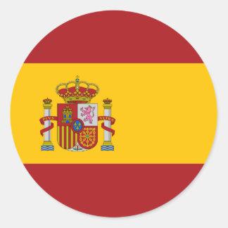 Spain National Flag Sticker