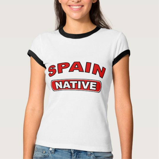 Spain Native T-Shirt