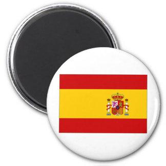 Spain Naval Jack Fridge Magnet
