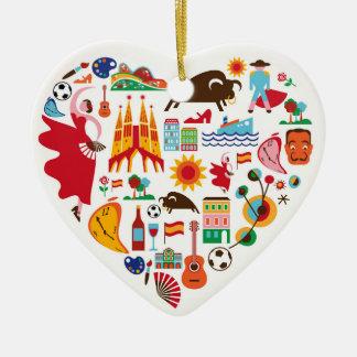Spain Ornament - SRF