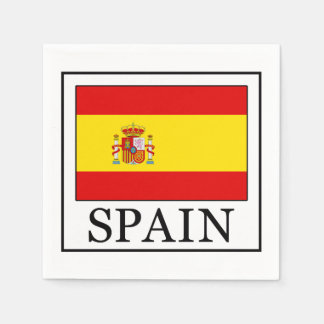 Spain Paper Serviettes