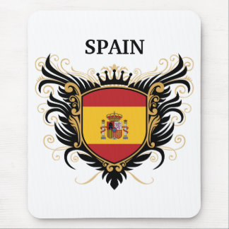 Spain [personalize] mouse mat