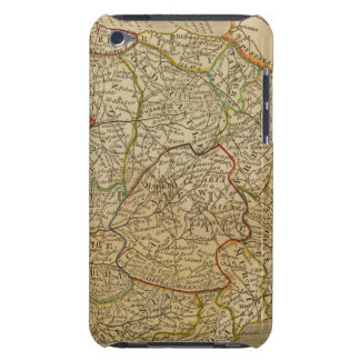 Spain, Portugal 3 Case-Mate iPod Touch Case