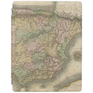 Spain, Portugal 7 iPad Cover