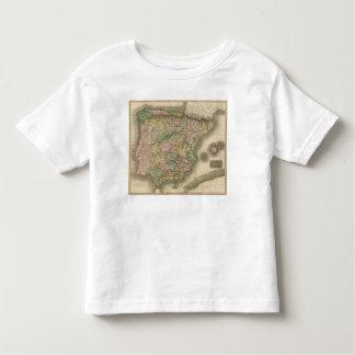Spain, Portugal 7 Toddler T-Shirt