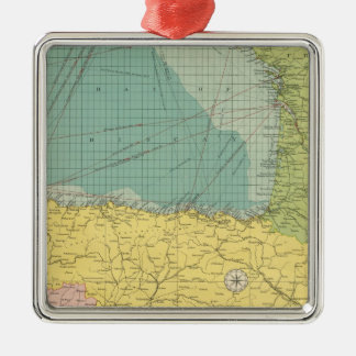Spain, Portugal, Western France Christmas Ornament