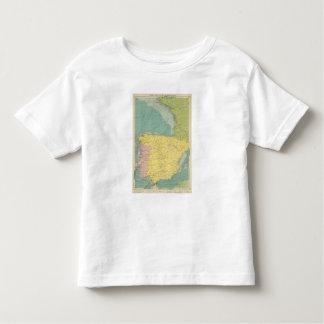 Spain, Portugal, Western France Toddler T-Shirt