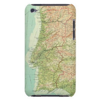 Spain & Portugal western section Case-Mate iPod Touch Case