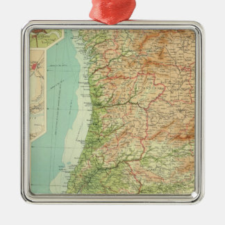 Spain & Portugal western section Christmas Ornament
