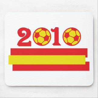 spain soccer 2010 mousepads
