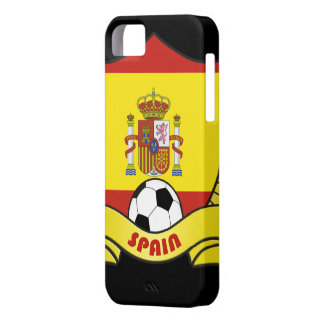 Spain Soccer iPhone 5 Cover