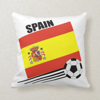 Spain - Soccer Team Cushion