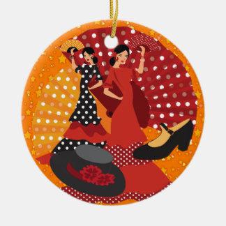 Spain - SRF Christmas Ornament