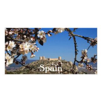 Spain Tarjetas Fotograficas Personalizadas