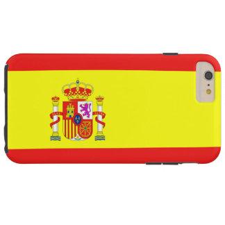 Spain Tough iPhone 6 Plus Case