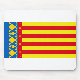 Spain-Valencia Mouse Mat