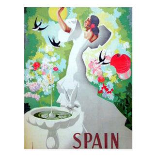 Spain Vintage Image Post Cards