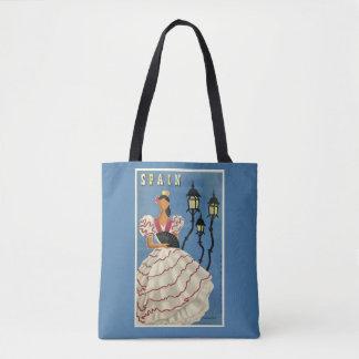 SPAIN Vintage Travel bags