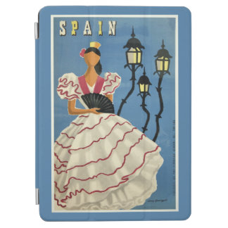 SPAIN Vintage Travel device covers iPad Air Cover