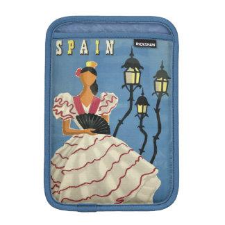 SPAIN Vintage Travel device sleeves