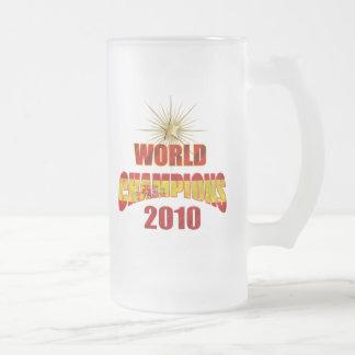 Spain World Champions 2010 Mugs