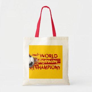 Spain World Champions Grunge 2010 Gift Bag