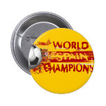 Spain World Champions Grunge 2010 Gift Pins