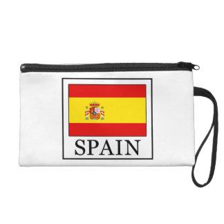 Spain wristlet